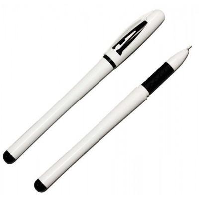 Ручка гелевая черная  Buromax