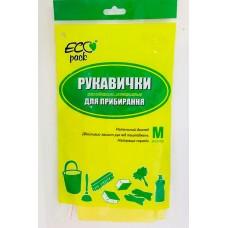 """Перчатки хозяйственные универсальные ТМ """"Eco pack"""""""