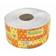 """Туалетная бумага """"Кохавинка"""" Велетень-Джамбо серый 190х90"""