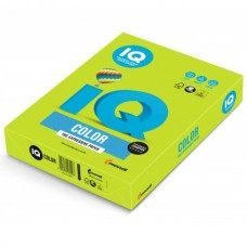 Бумага А4 IQ LG46 Lime Green (лимонно-зеленый)