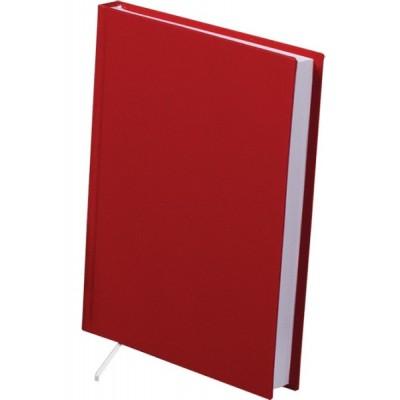 Ежедневник недатированный STRONG. A5 288 стр. красный BM2022-05