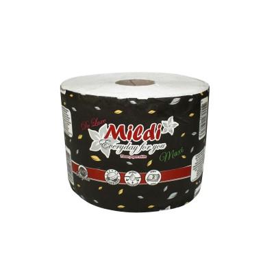 """Туалетная бумага """"MILDI"""" Maxi """" 65 метров, 460 отрывов"""
