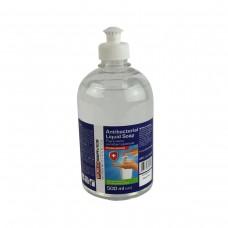 PRO Жидкое мыло антибактериальное, 0,5л (25 шт/ящ)