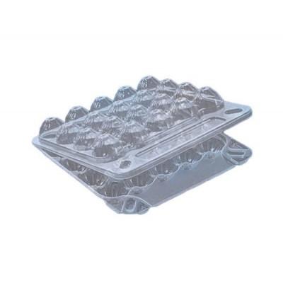 Лоток для яиц (перепелинных) 20 ячеек (500 шт в упаковке)