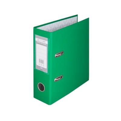 Регистратор одност. А5, 70мм PP, зеленый