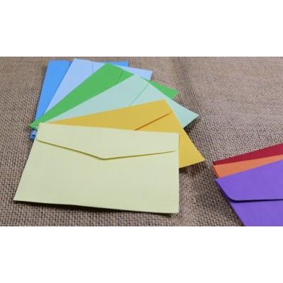 Как делают конверты?