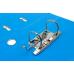 Папка регистратор А4 LUX Economix, 50 мм,голубая E39722*-11 - Фото 4