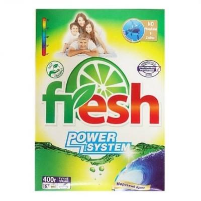 Порошок стиральный ECO Fresh 400гр (18025)