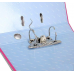 Папка регистратор А4 Economix, 50 мм, розовая E39720*-09 - Фото 3