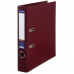 Папка регистратор А4 LUX Economix, 50 мм, бордовая E39722*-18 - Фото 2