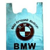 Пакет майка BMW 43*75 1/50