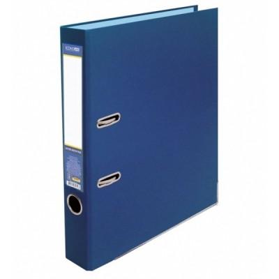 Папка-регистратор А4 Economix, 50 мм, темно-синяя