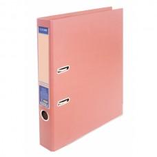Оптовий Набір: Папка-реєстратор А4 LUX Economix, 50 мм, пастельна рожева, 10 шт. + Календар