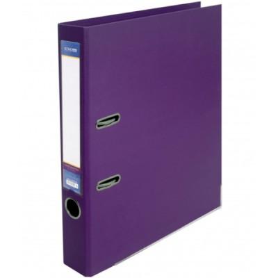 Папка-регистратор А4 Economix Light, 50 мм, фиолетовая (E39726-12)