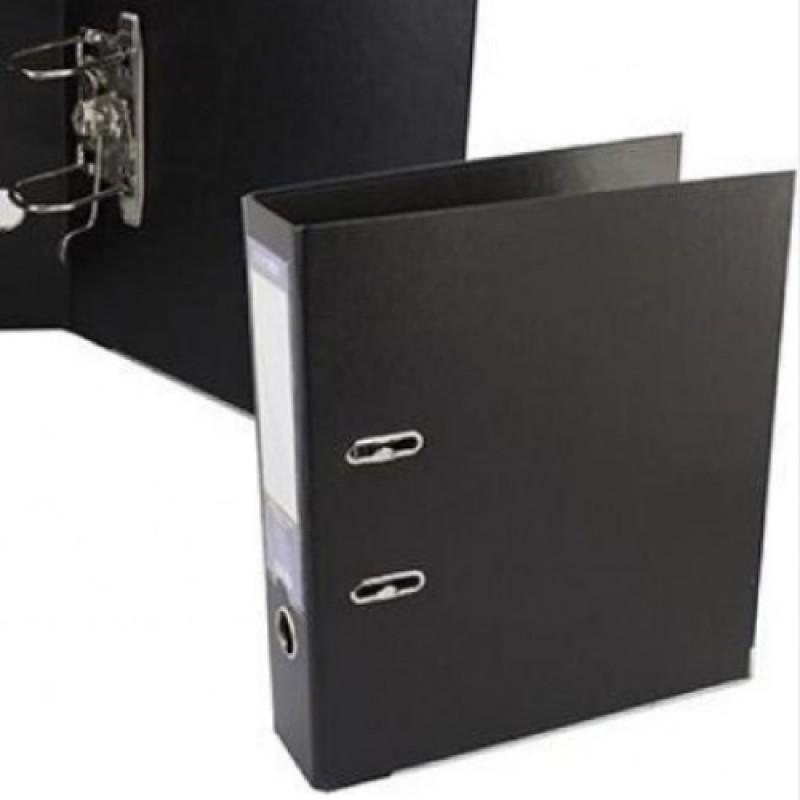 Оптовый Набор: Папка-регистратор А4 Economix Light, 70 мм, черная, 10 шт. + Календарь