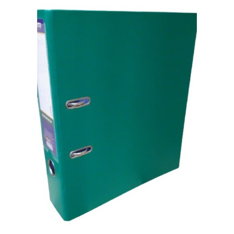 Папка-регистратор А4 Economix Light, 70 мм, зеленый (E39727-04)