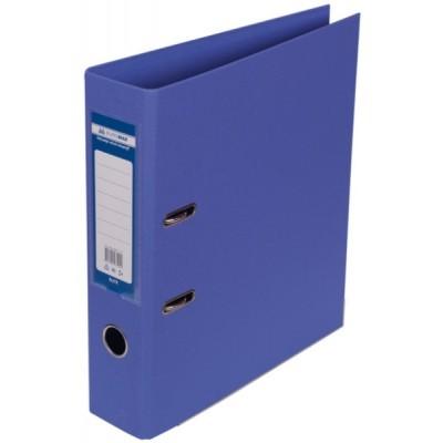 Папка-регистратор ELITE двухстор. А4, 70мм, PP, сиреневый, сборный