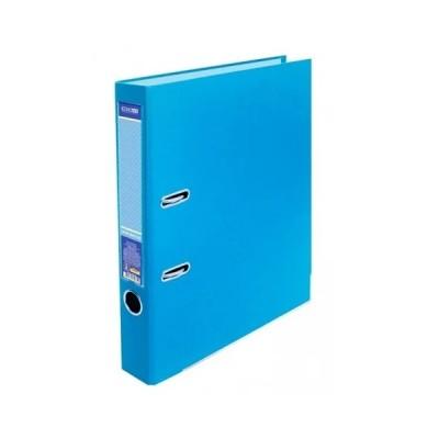 Папка-регистратор А4 Economix, 50 мм, пастельно голубая (E39720 * -82)
