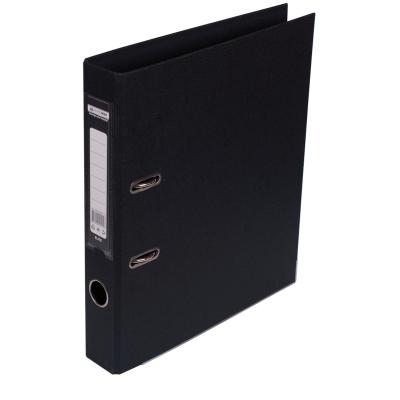 Папка регистратор ELITE двусторонняя A4, 50 мм, черная