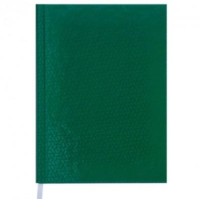 Ежедневник недатированный TONE A5, зеленый