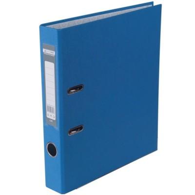 Папка-регистратор A4 Buromax Jobmax А4 50мм PP, синий
