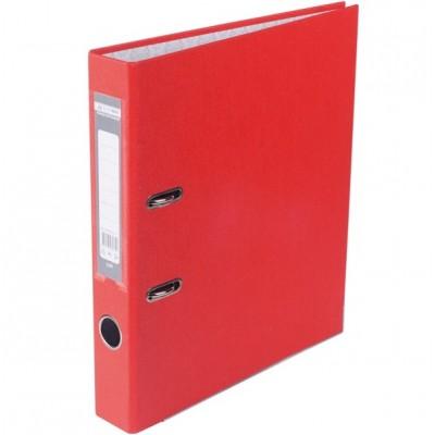 Папка-регистратор односторонний А4 50 мм Buromax (красный)