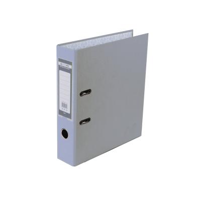 Оптовый Набор: Папка регистратор LUX односторонняя JOBMAX A4, 50 мм, серая, 10 шт. + Календарь