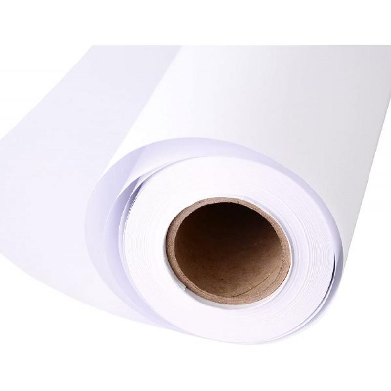 Бумага инженерная для плоттера в рулонах 610 мм, 80 г / м2
