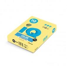 Бумага А4 IQ Color ZG34 желтая