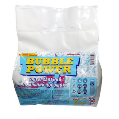 Стиральный порошок Bubble Power 3 кг