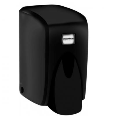S5В Дозатор жидкого мыла 0,5 л, черний