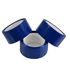 Лента клейкая 48 * 50 * 40 синяя