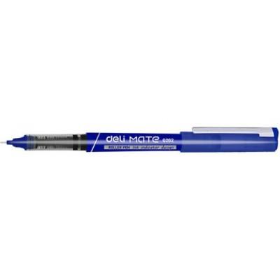 Роллер Deli EQ20230 синий Маte 0,5