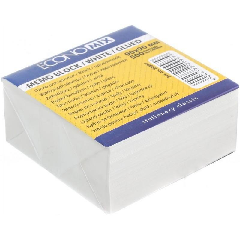 Бумага для заметок BuroMax 500 листов 90х90