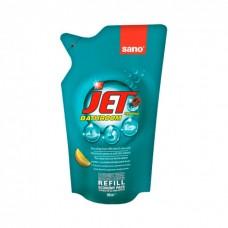 Средство для чистки акриловых поверхностей Sano Jet Bathroom, 500 мл Запаска