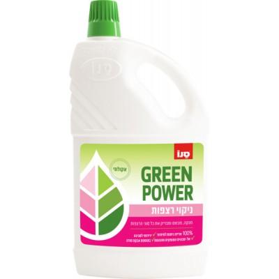 Экологическое средство для мытья пола 2л