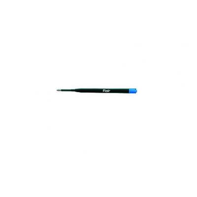Стержень шариковый Flair синий объемный типа Parker пластик