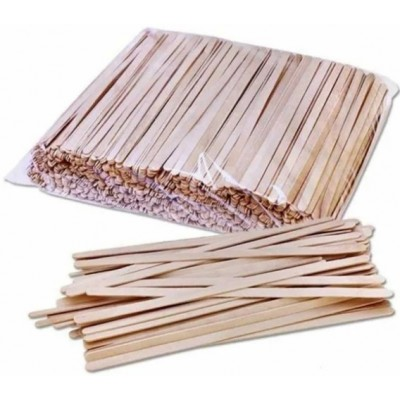 PRO мешалка деревянная 140 мм, 800 шт / уп.