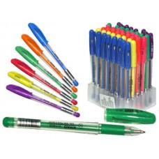 Ручки гелевые для школы