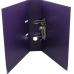 Папка регистратор А4 LUX Economix, 50 мм, фиолетовая E39722*-12 - Фото 3