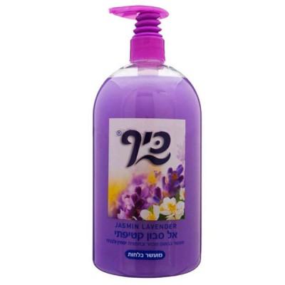 Жидкое мыло Жасмин-Лаванда KEFF 1л