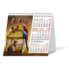 Календарь 744 шалаш с блоком Кто кого? 2020