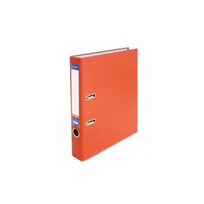 Папка регистратор  А4 50 мм Economix, оранжевая