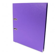 Папка регистратор А4 50 мм Economix, фиолетовая