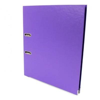 Папка реестр А4 50 мм Economix, фиолетовая