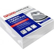 Салфетки сервировочные 33х33 однослойные белые PROservice Comfort 100 шт