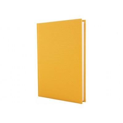 Ежедневник недатированный А5 Capis, желтый, Economix Украина