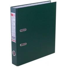 Папка регистратор А4 50 мм Экономикс, зеленая