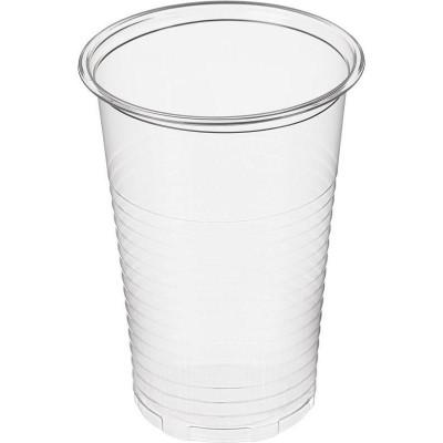 Стакан 0,5л. прозрачный (пивной) 3,50 гр. (50 шт / уп, 35 / ящ)