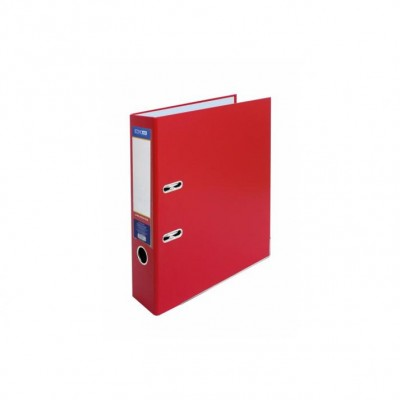 Папка регистратор А4, 70 мм Economix, красная